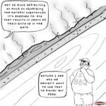 Chef Bert warns Tom that bark absorbs toxins