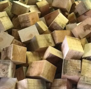 Smokinlicious® wood Blocks are perfect for a J&R Equipment