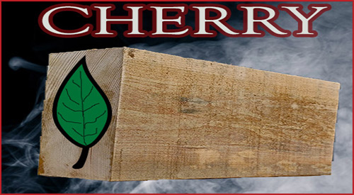 Our Cherry Hardwood is a wonderful favorable hardwood species to use for Smoking, Grilling or Ember cooking. Adds a distinctive reddish hue!