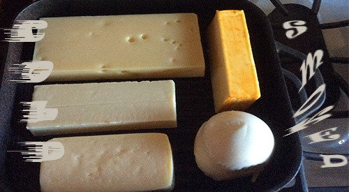 Cold Smoked Cheese is a very simple technique with very rewarding results. Follow our instruction and enjoy some all natural smoked cheese.