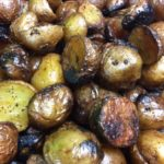 Savory Smoked/Grilled Potatoes