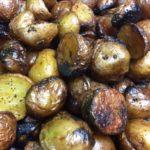 Savory Smoked/Grilled Potatoes