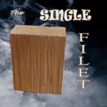 SmokinLicious® Single Filet wood chunk