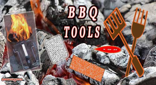Top tools for charcoal grilling