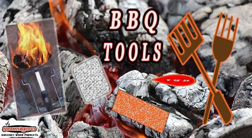 Our take on the Top charcoal grilling tools - some may surprise you!