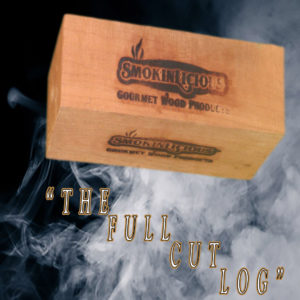 our full cut smoker logs especially manufactured and moisture controlled to generate the maximum smoke production!