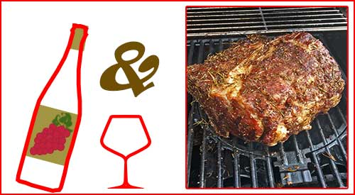 Wines to pair with your smoked Meat is important but not easy!