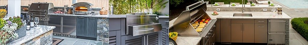 outdoor kitchen photo from Brown Jordan Outdoor Kitchens