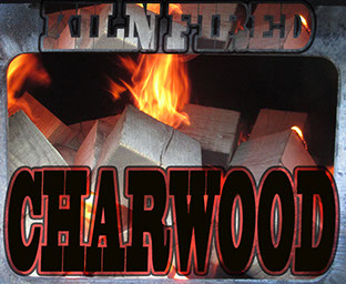 Our Kiln direct fired Charwood, is produced by a centuries old process, that carbonizes the wood and preserves its smoky flavoring capacity
